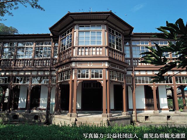 旧鹿児島紡績所技術館(世界文化遺産)