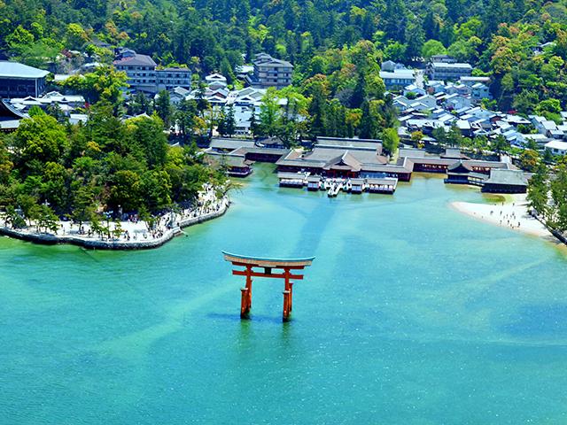 厳島神社だけじゃない!世界遺産から絶景まで、定番観光名所をめぐる ...