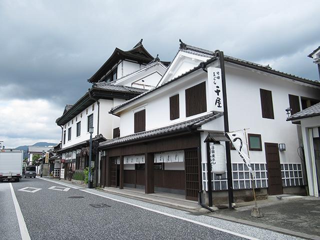 日田豆田町散策