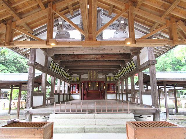 宗像大社(辺津宮)・神宝館