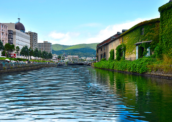 小樽運河周辺