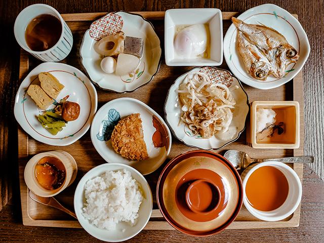 ブッフェダイニング スワン(朝食)