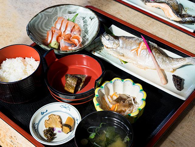 和食処 とちの茶屋