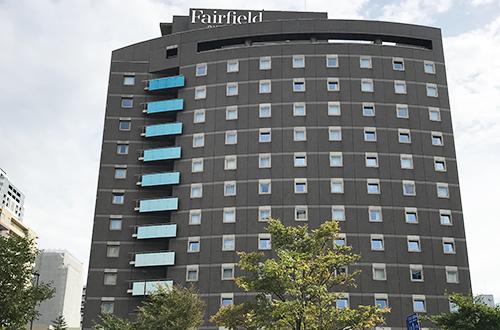 フェアフィールド・バイ・マリオット札幌(旧:札幌東武ホテル)