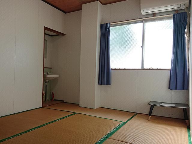 和室(バスなし・トイレなし)