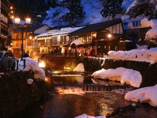 冬の芸術品「蔵王の樹氷」や秘湯「銀山温泉」も!冬の山形を観光する2泊3日モデルコース