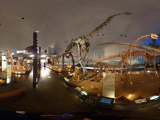 おすすめ施設2.『恐竜の世界』