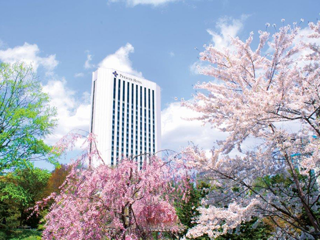 プレミアホテル 中島公園札幌