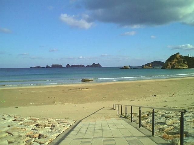 自然レクリエーション村(熊野海水浴場)