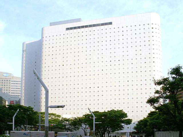 新宿ワシントンホテル(本館)
