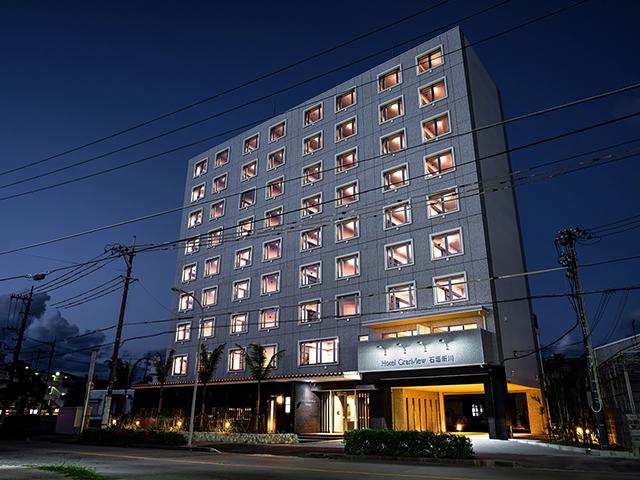 ホテルグランビュー石垣新川
