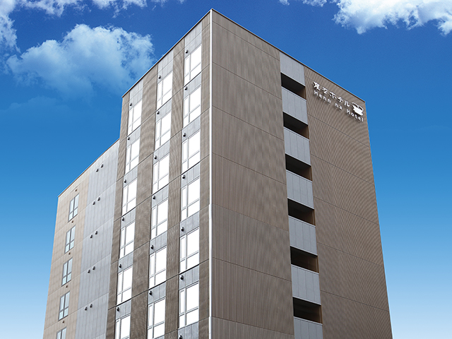 変なホテル京都 八条口駅前